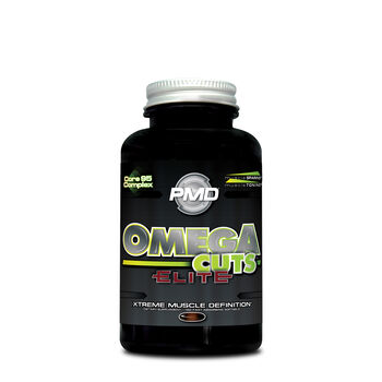 Omega Cuts Elite | GNC