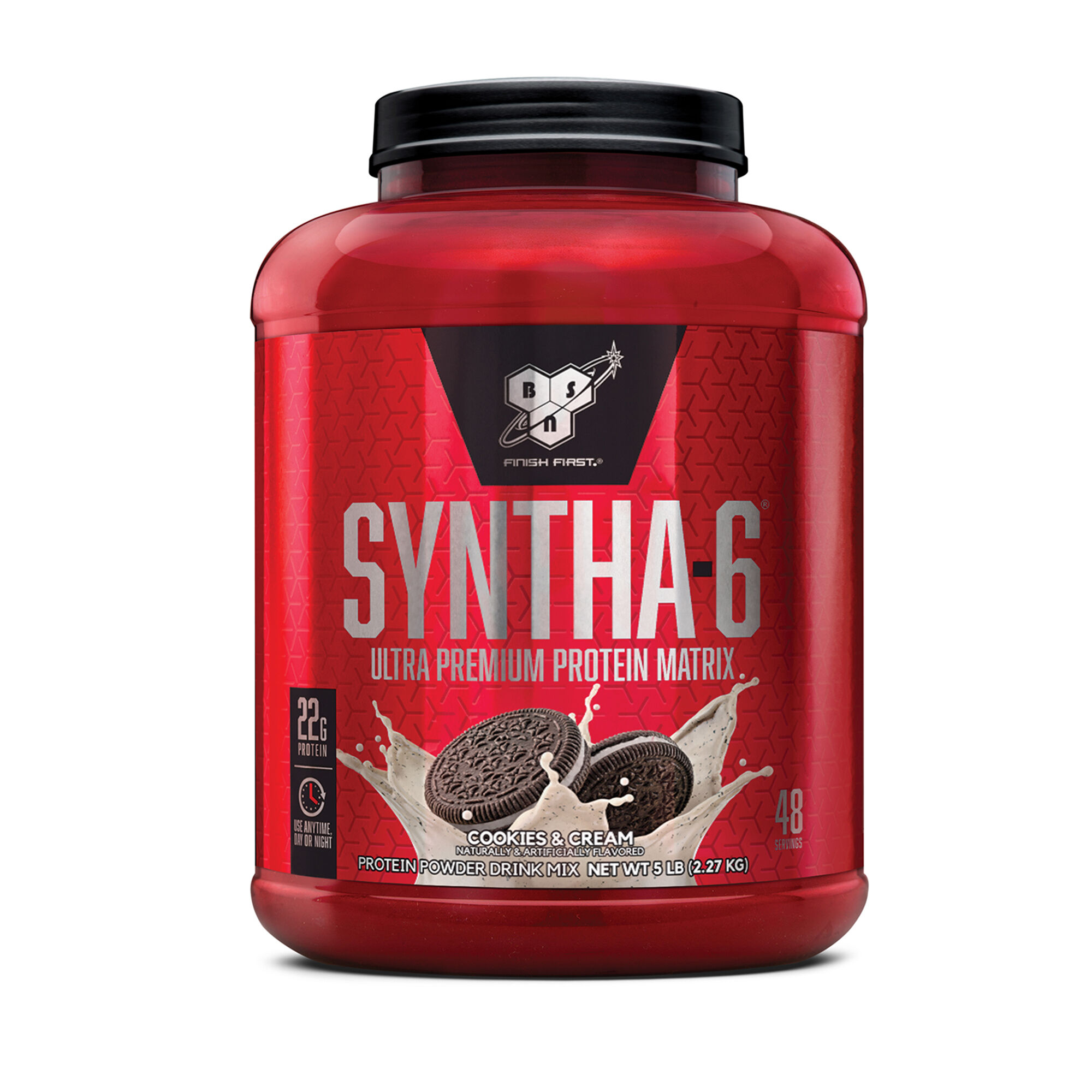Bsn Syntha 6 Cookies And Cream Gnc