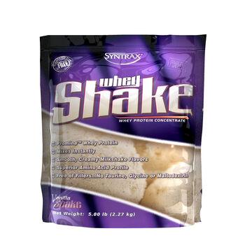 Whey Shake - Vanilla ShakeVanilla Shake | GNC