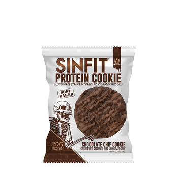 SIN FIT® Protein Cookie - Chocolate ChipChocolate Chip   GNC