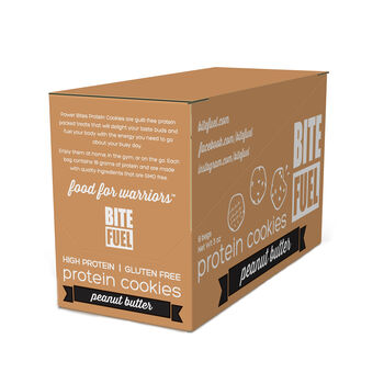 Power Bites Protein Cookies - Peanut ButterPeanut Butter | GNC