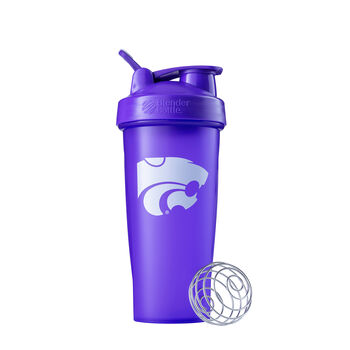 Collegiate Shaker Bottle - Kansas State UniversityKansas State University | GNC