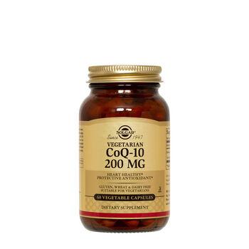 Vegetarian CoQ-10 200 mg | GNC