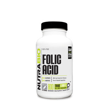 100% Pure Folic Acid | GNC