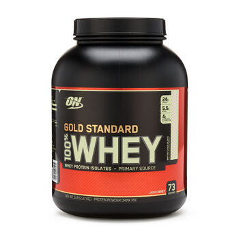 Gold Standard 100% Whey™ - White ChocolateWhite Chocolate | GNC