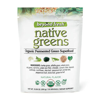 Native Greens | GNC