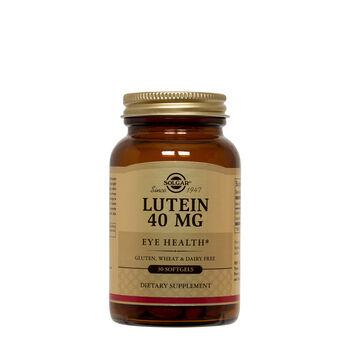 Lutein 40 mg | GNC