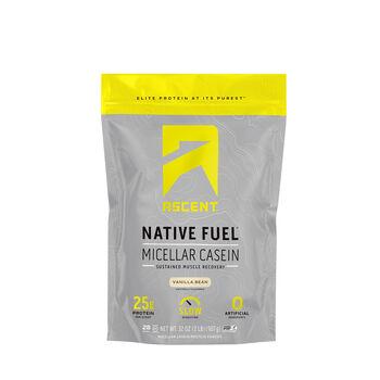 Native Fuel™ Micellar Casein - Vanilla BeanVanilla Bean | GNC