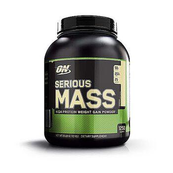 Serious Mass™ - VanillaCreamy Vanilla | GNC
