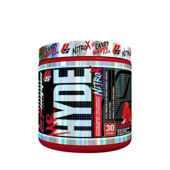 Mr Hyde® NitroX - Cherry PopsicleCherry Popsicle | GNC