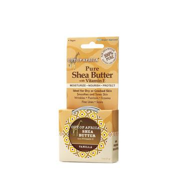 Pure Vanilla Shea Butter with Vitamin E | GNC