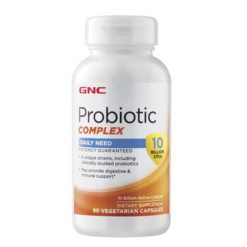 Probiotic Complex Daily Need - 10 Billion CFUs | GNC