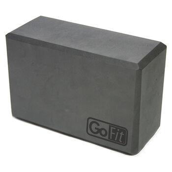GoFit Yoga Block - Gray   GNC