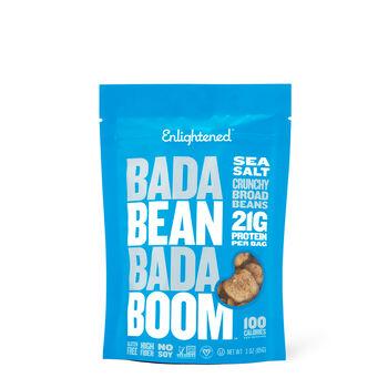 Bada Bean Bada Boom Crunchy Broad Beans - Sea Salt