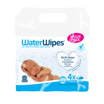 WaterWipes® - Value Pack | GNC