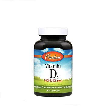 Vitamin D3 - 1,000 IU | GNC