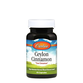 """Ceylon Cinnamon """"True Cinnamon""""   GNC"""