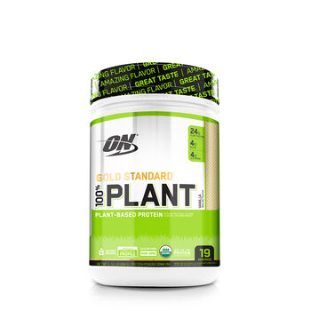 Gold Standard® 100% Plant Protein - VanillaVanilla | GNC