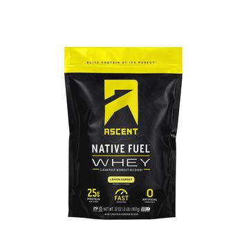 Native Fuel® Whey - Lemon SorbetLemon Sorbet | GNC