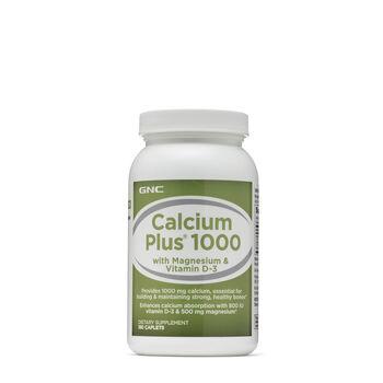 Calcium Plus® 1000 | GNC