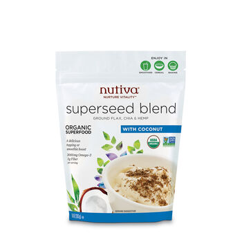 Organic Superseed Blend - Coconut | GNC
