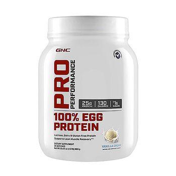 100% Egg Protein - Vanilla Ice CreamVanilla Ice Cream | GNC