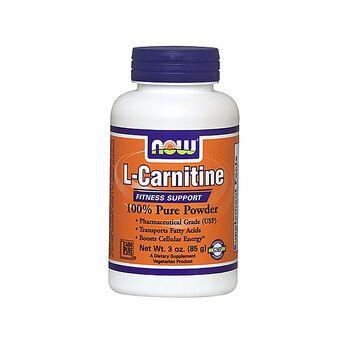 L-Carnitine 100% Pure Powder   GNC