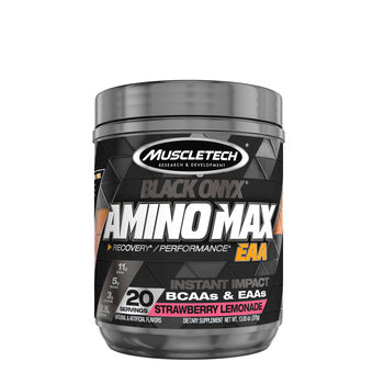 Amino Max EAA Black Onyx® - Strawberry Lemonade | GNC