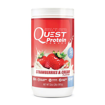 Powder - Strawberries and CreamStrawberries & Cream | GNC