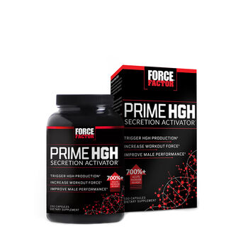 Force Factor Prime Hgh Secretion Activator Gnc