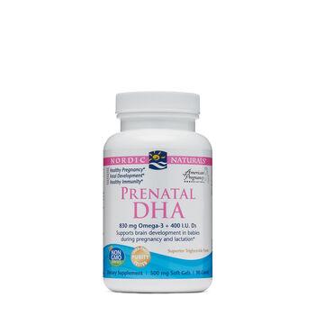 Prenatal DHA | GNC