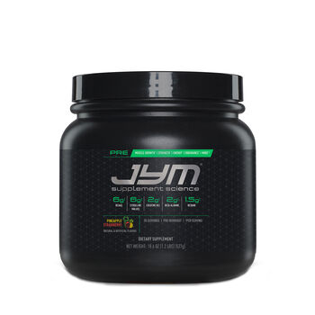 Pre Jym - Pineapple StrawberryPineapple Strawberry | GNC