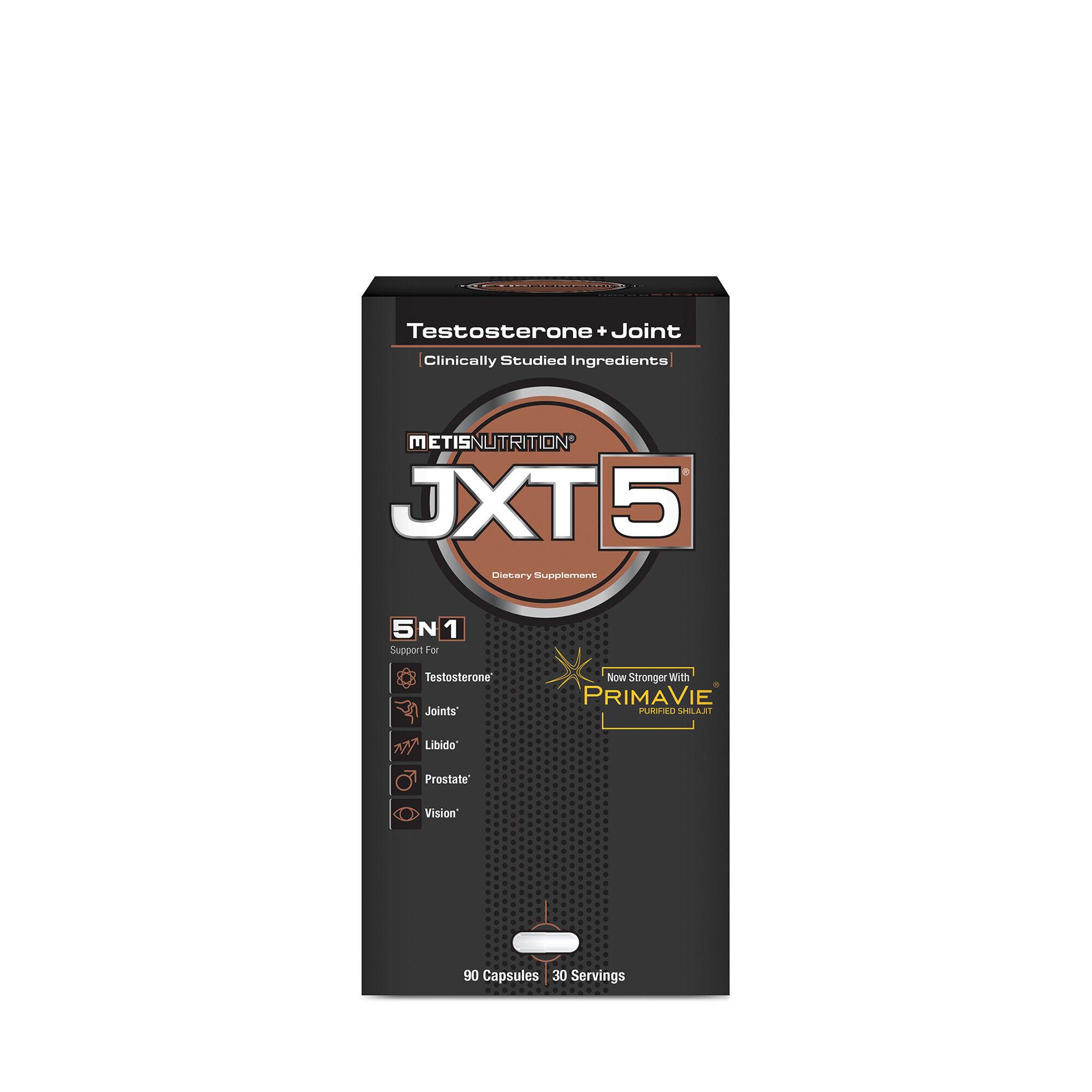 JXT5® Testosterone Plus Joint GNC