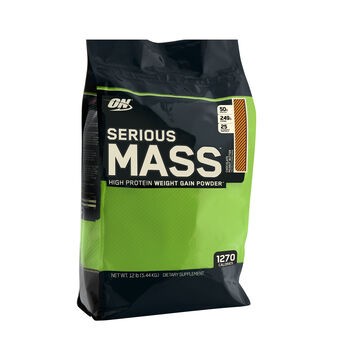 Serious Mass - Chocolate Peanut ButterChocolate Peanut Butter | GNC
