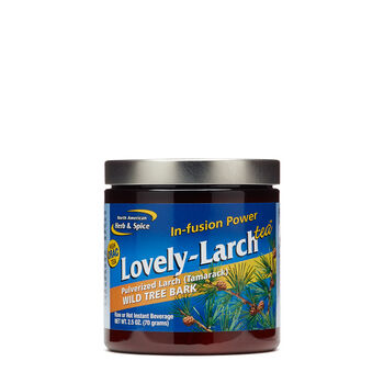 Lovely-Larch Tea | GNC