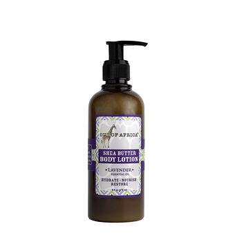 Shea Butter Body Lotion - Lavender | GNC