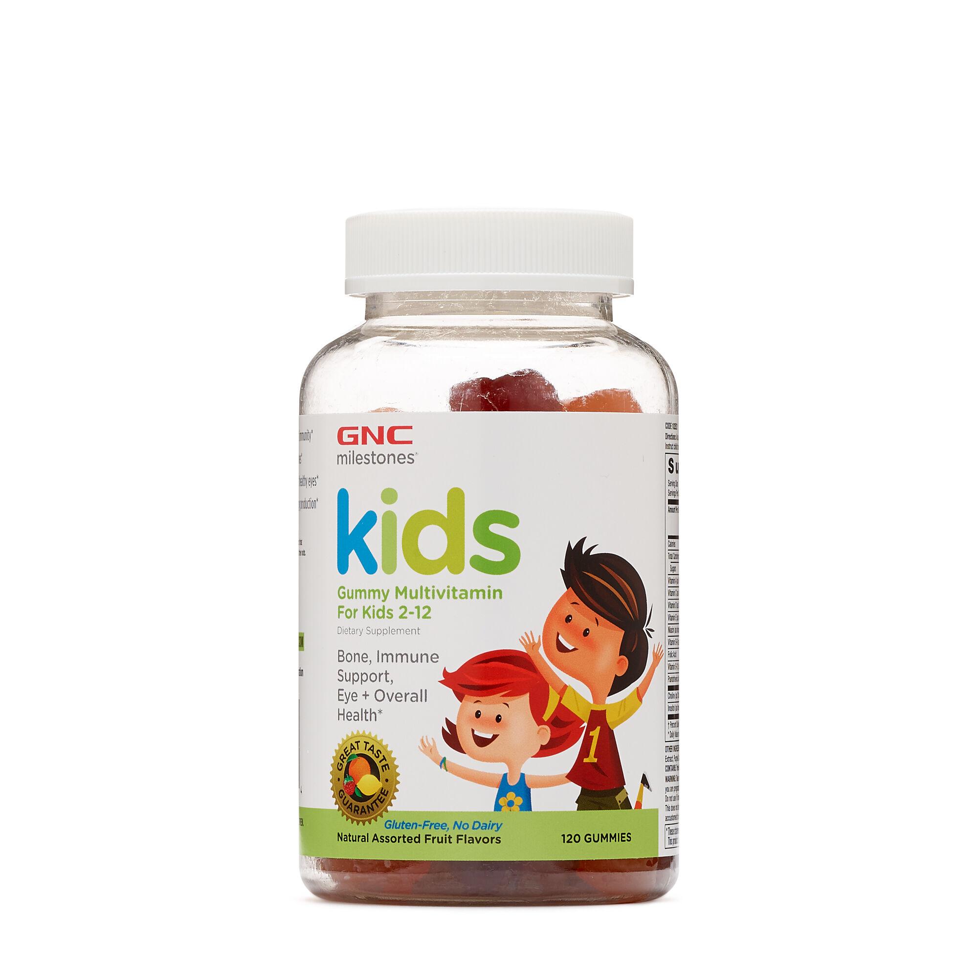Gnc Kids Multi Gummy Gnc