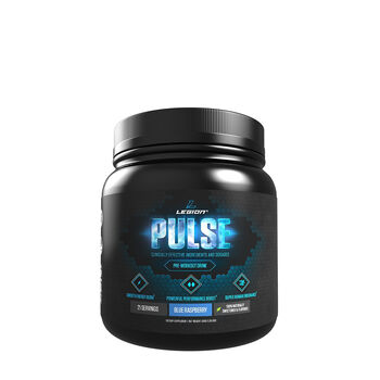 Pulse - Blue RaspberryBlue Raspberry | GNC