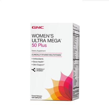 Women's Ultra Mega® 50 Plus | GNC
