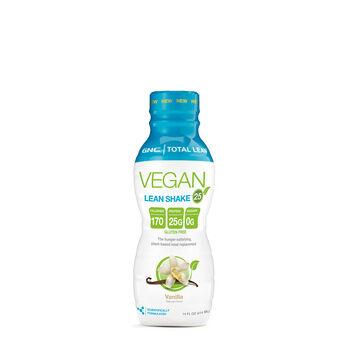 Vegan Lean Shake™ 25 - VanillaVanilla   GNC