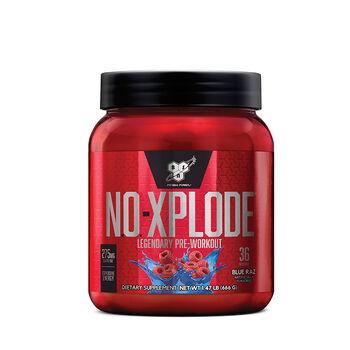 N.O.-XPLODE® Pre-Workout Igniter - Blue RazzBlue Raz | GNC