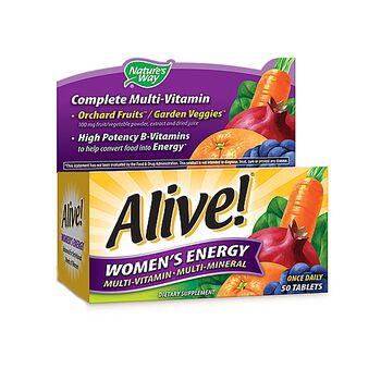 Alive!® - Women's Energy | GNC