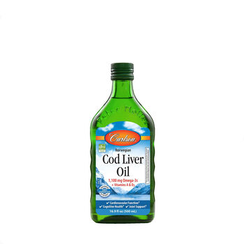Norwegian Cod Liver Oil | GNC