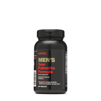 Men's Saw Palmetto Formula   GNC