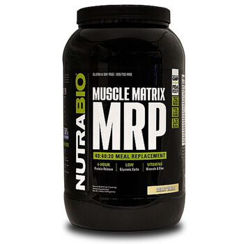 Muscle Matrix MRP - Creamy VanillaCreamy Vanilla | GNC
