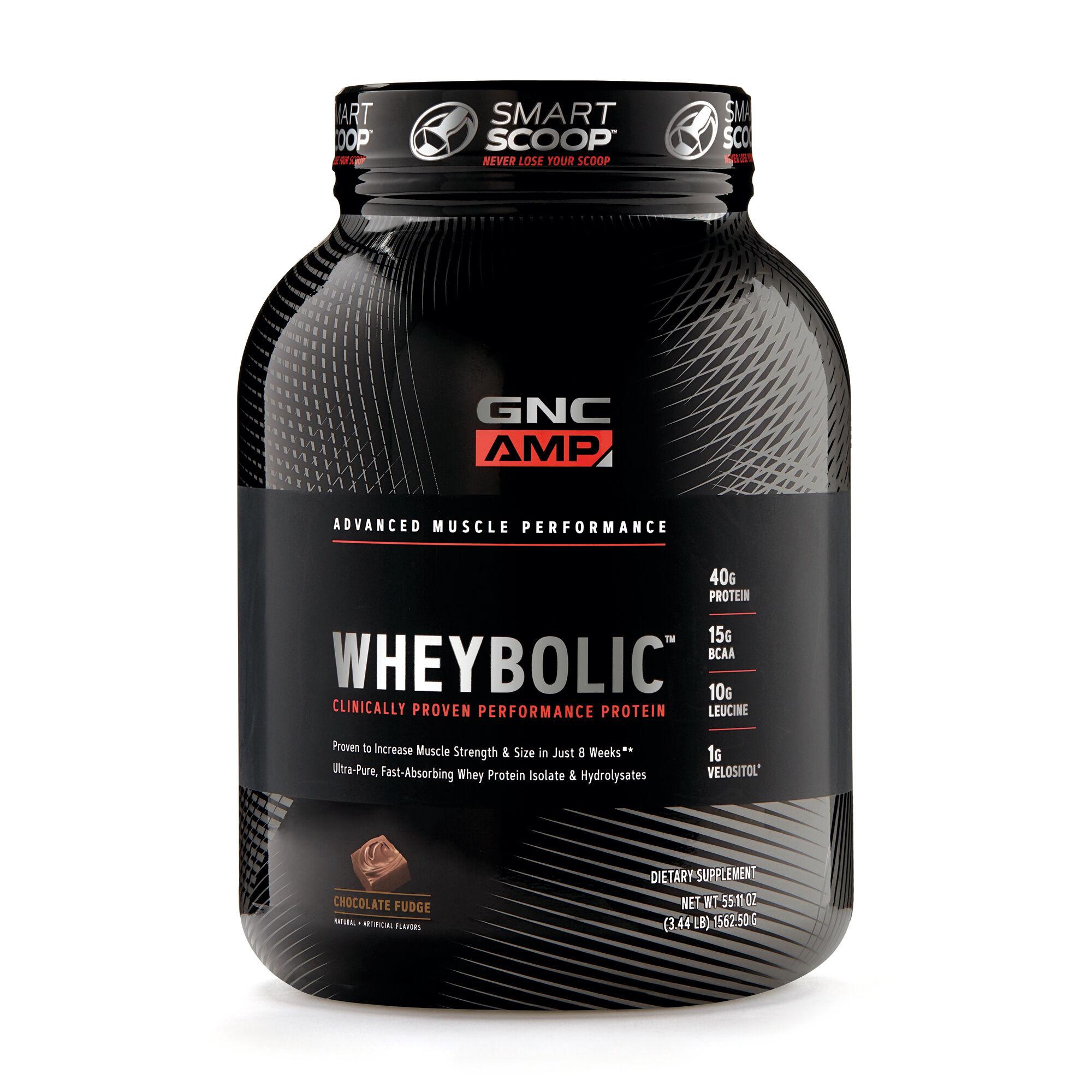 GNC AMP Wheybolic™
