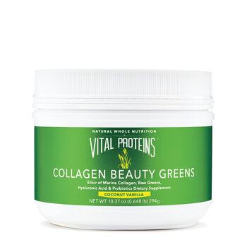 Collagen Beauty Greens - Coconut Vanilla | GNC