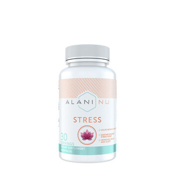 Stress Support Capsules | GNC