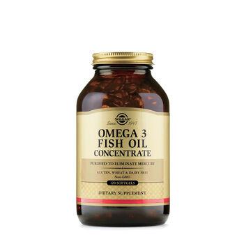 Solgar® Omega 3 Fish Oil Concentrate | GNC