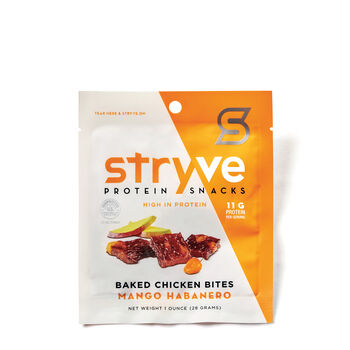 Stryve Foods Baked Chicken Bites Gnc